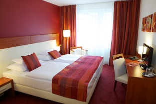 Superior Double Room With Sea View At Club Helios Paradise